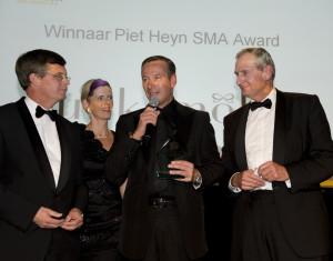Hunkemöller, winnaar Piet Heyn Award 2011
