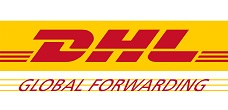 Logo DHL Global Forwarding