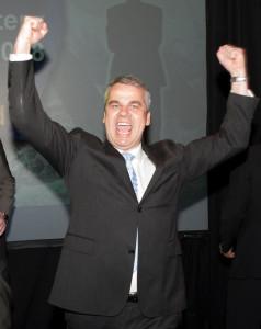 Profielfoto, Rob Holtslag als winnaarverkiezingen