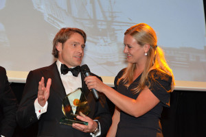 Winnaar Piet Heyn Award 2013