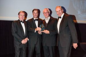 Winnnar Piet Heyn Award 2012
