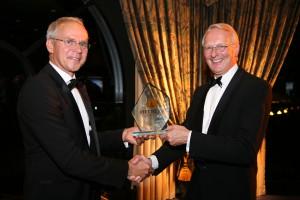 Winnaar Piet Heyn Award 2010
