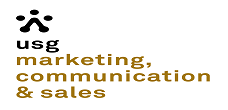 Logo USG Marketing, Communication & Sales