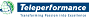logo teleperformance klein