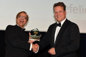 Sligro, winnaar Piet Heyn Award 2014